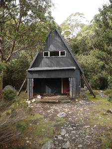 Scott-Kilvert Memorial Hut