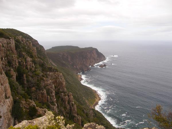 Vue sur Raoul Bay